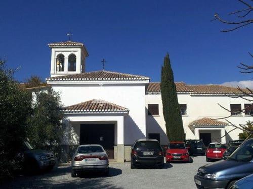 Monasterio de la Visitación en Granada