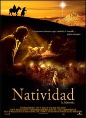 Portada de la película Natividad, ciclo de charlas sobre cine religioso