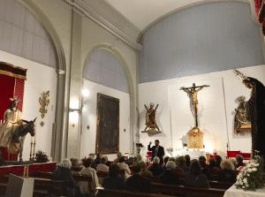 Iglesia San Andrés nave central