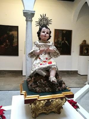 Niño Jesús exposición
