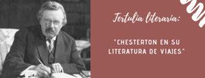 Cabecera tertulia Chesterton