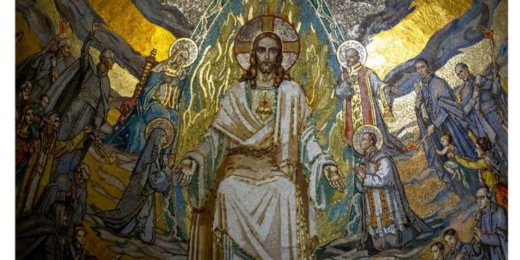 Corazón de Jesús triunfante