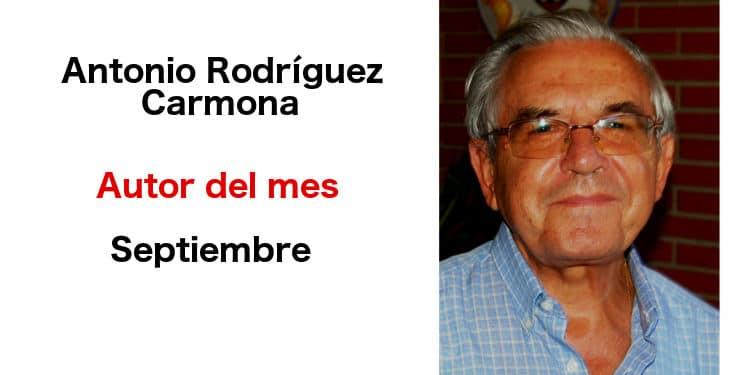Cabecera Antonio Rodríguez Carmona