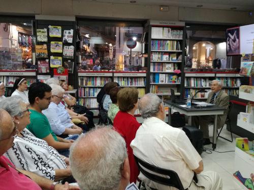Presentación Antonio Rodríguez Carmona