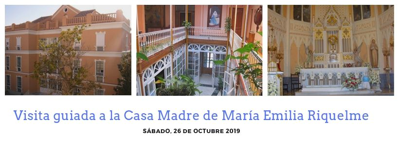 Visita Casa Madre María Emilia Riquelme