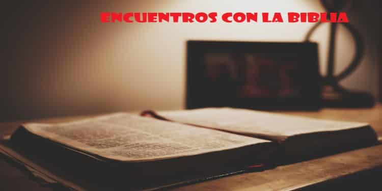 Encuentros con la Biblia realizados en la libreria Paulinas de Madrid
