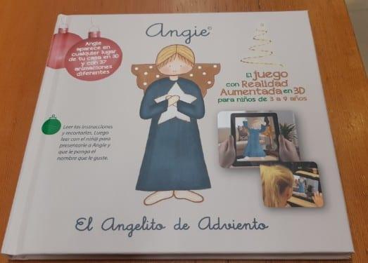 ANGIE EL ANGELITO DE ADVIENTO