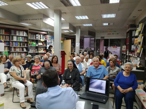 Conferencia Ignacio Rojas