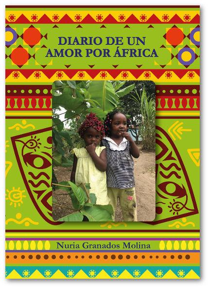 Portada Diario de un amor por África