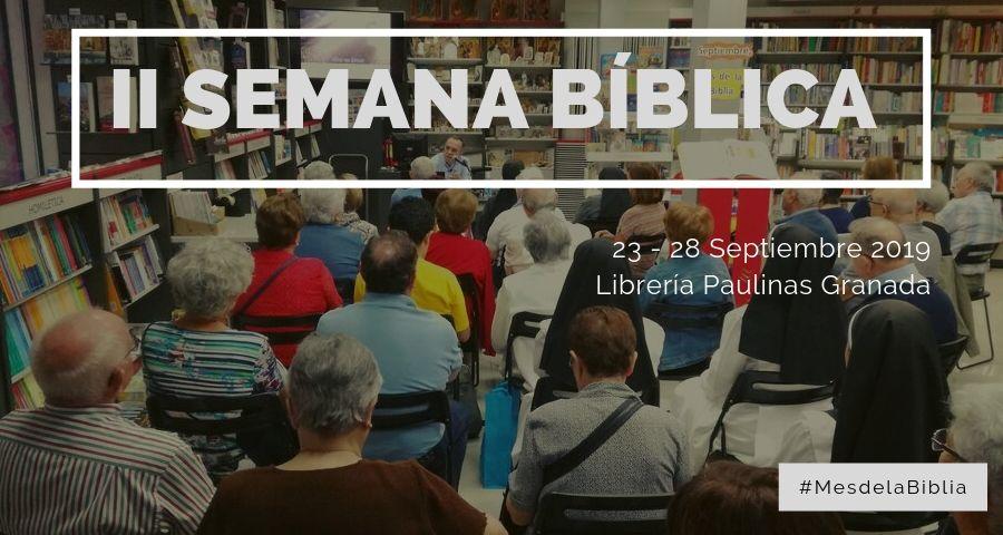 Cabecera Resumen Semana Bíblica 2019