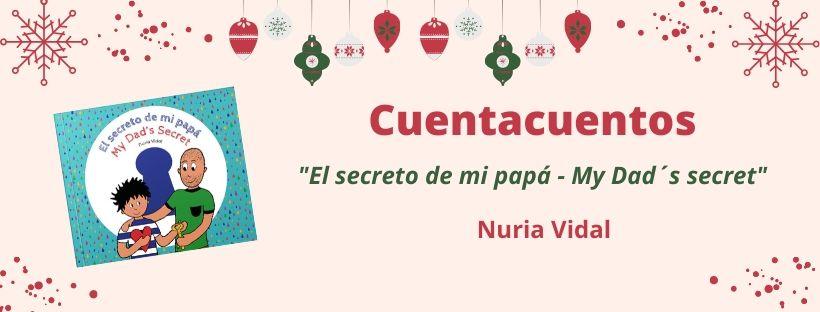 Cuentacuentos Nuria Vidal