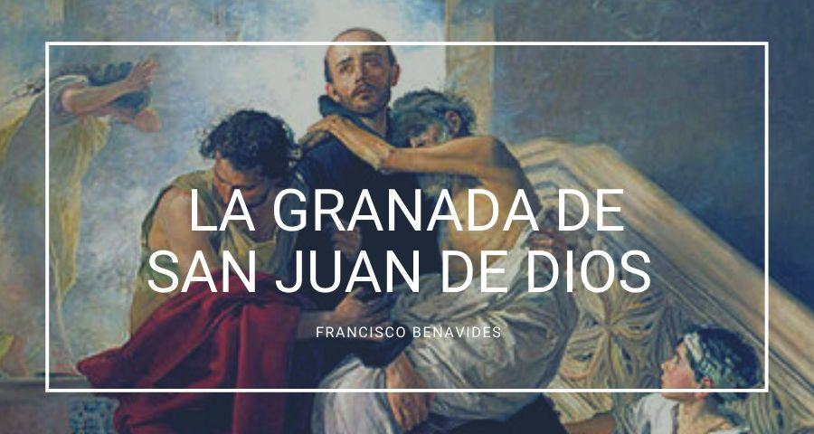 Conferencia La Granada de San Juan de Dios