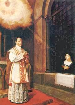 Padre Claudio Colombiere