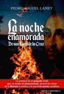Portada del libro La noche enamorada de Pedro Miguel Lamet
