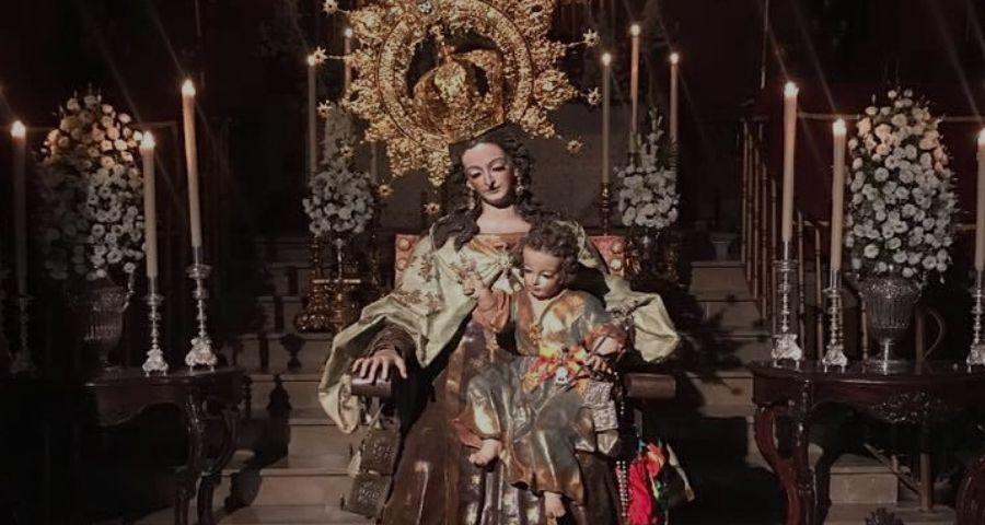 Cabecera El Carmelo es todo de María