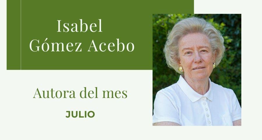 Isabel Gómez Acebo