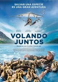 Volando juntos Dvd