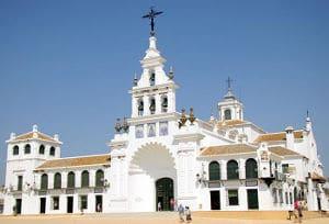 Santuario Virgen del Rocío