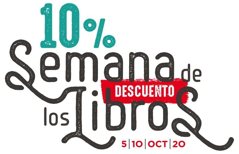 10 % descuento Semana libros