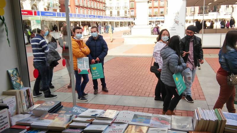 Feria Valladolid desde dentro