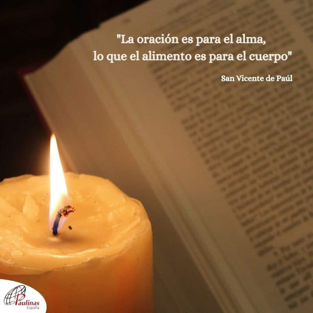 Frase de San Vicente de Paúl