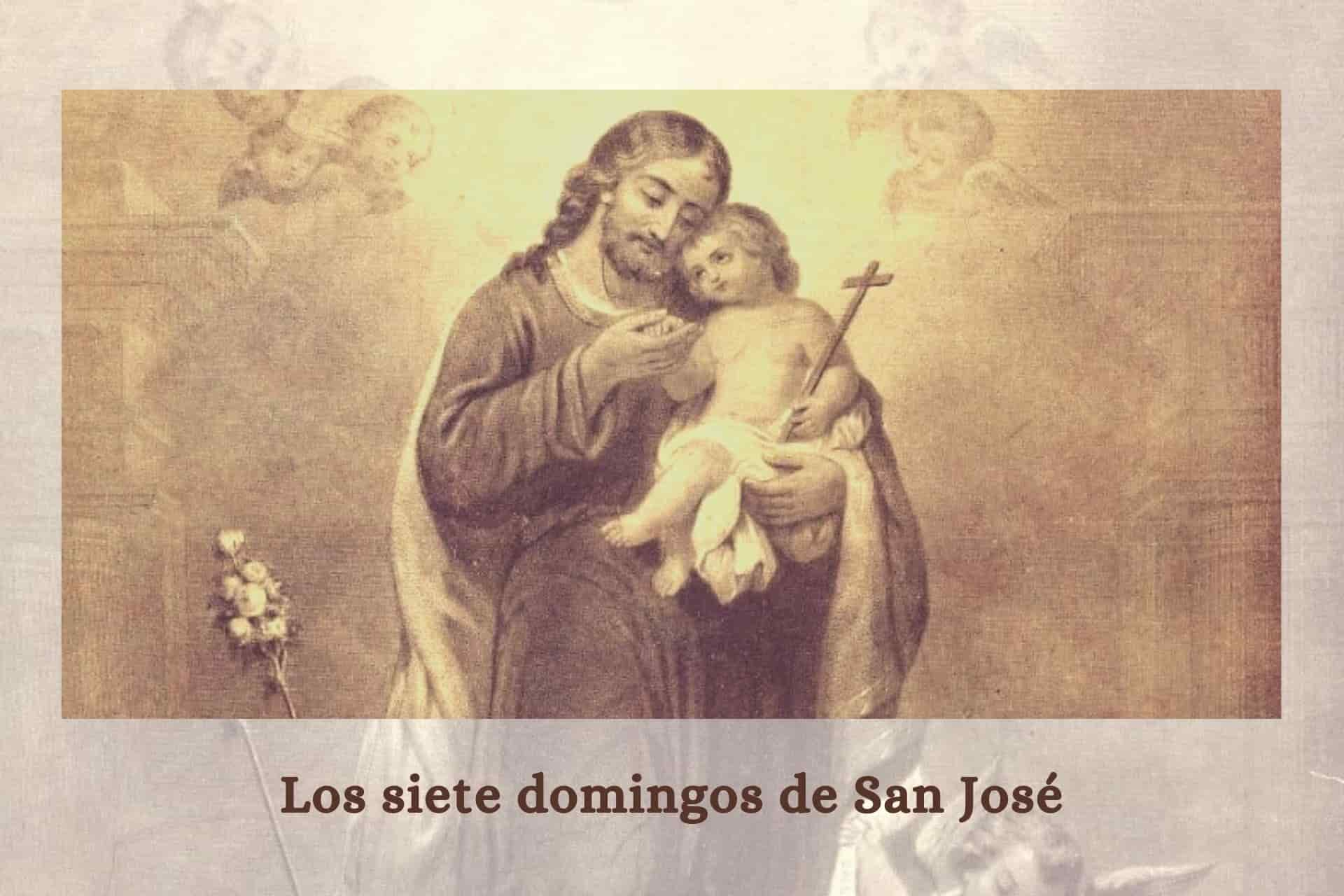Los siete domingos de San José