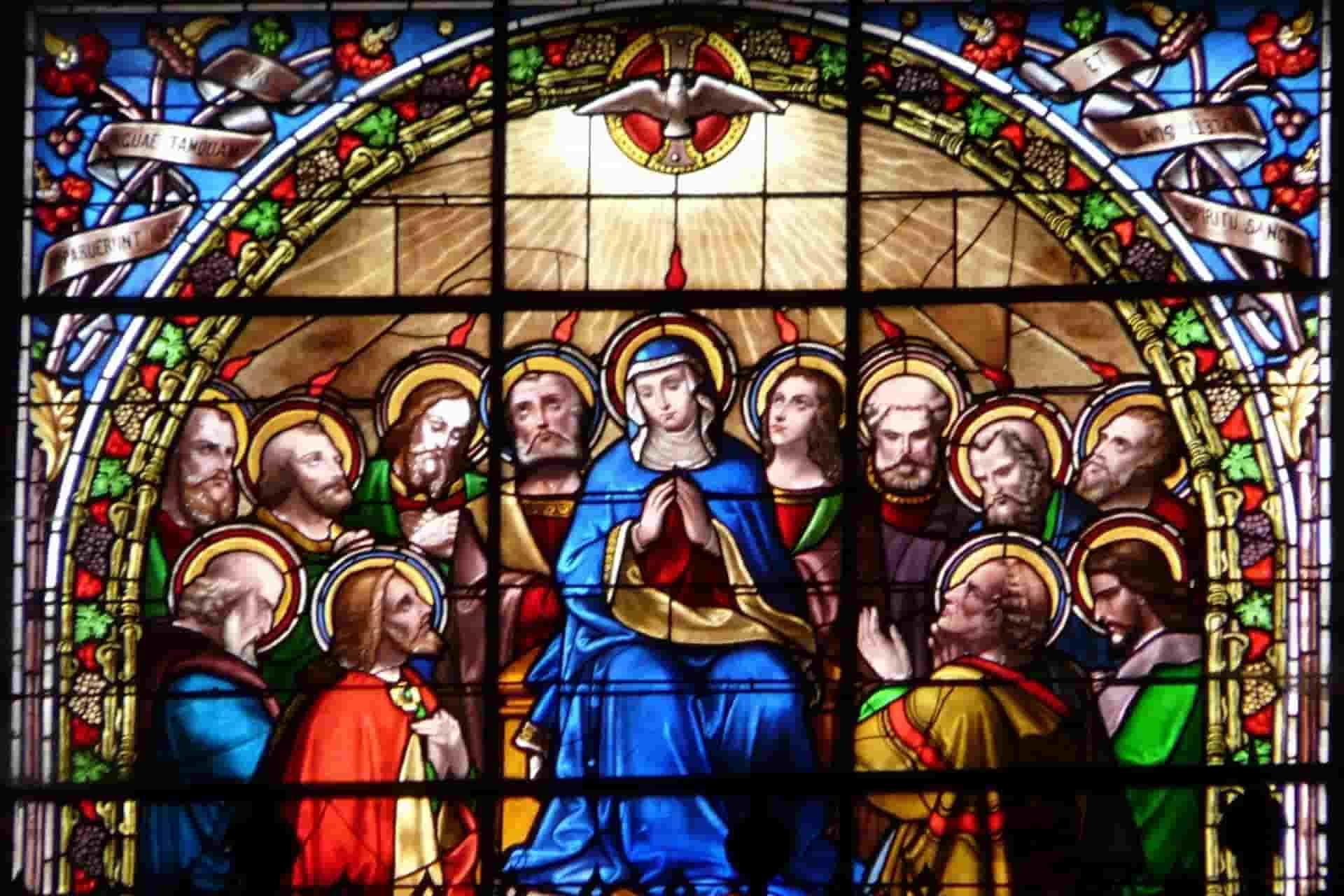 Cabecera Pentecostés