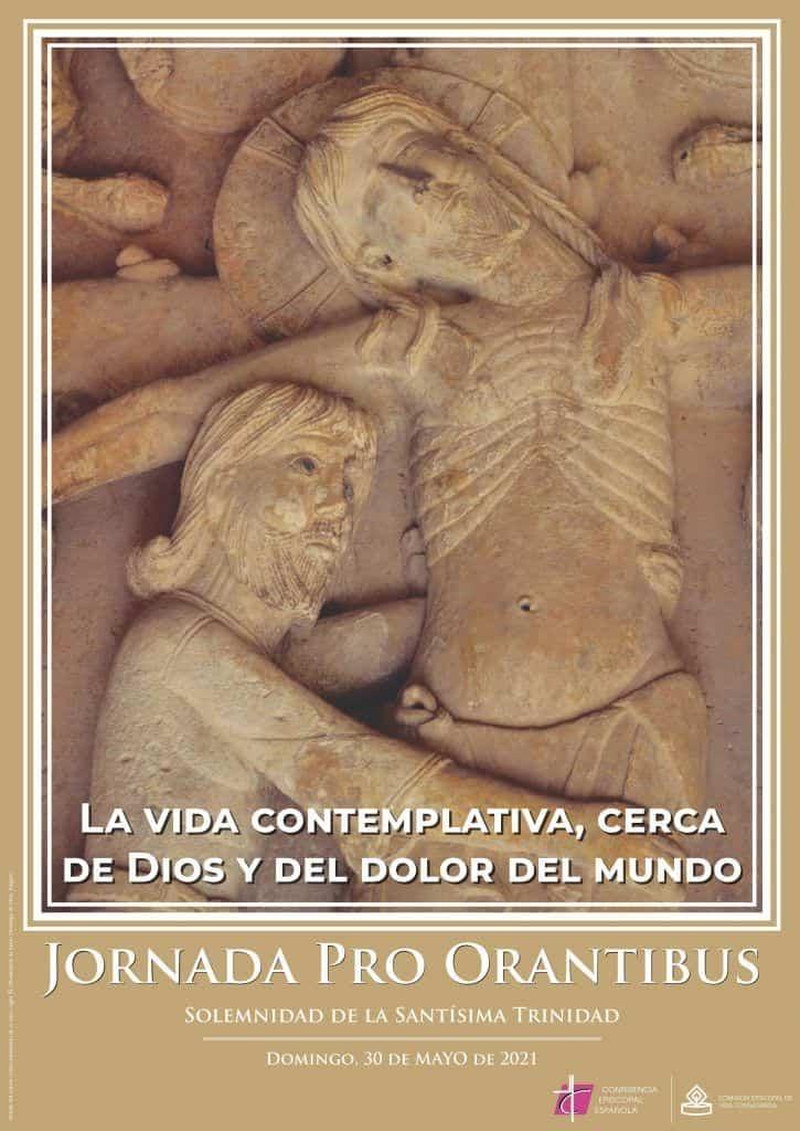 Cartel Jornada Pro Orantibus
