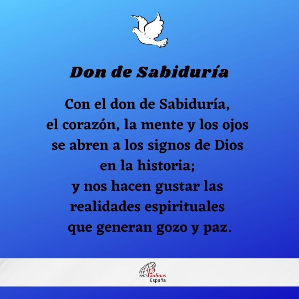 Don de Sabiduría
