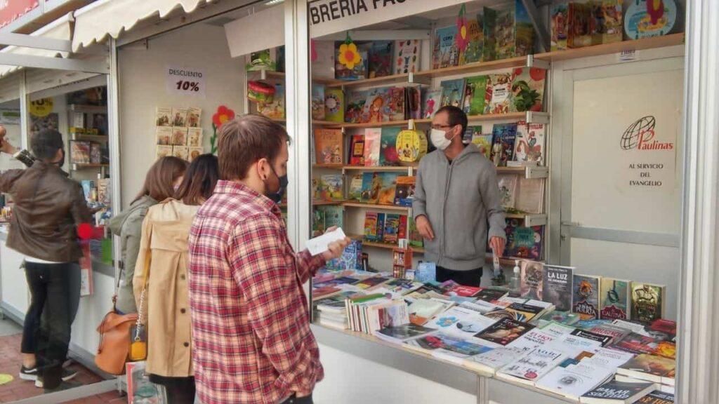 Feria Valladolid caseta