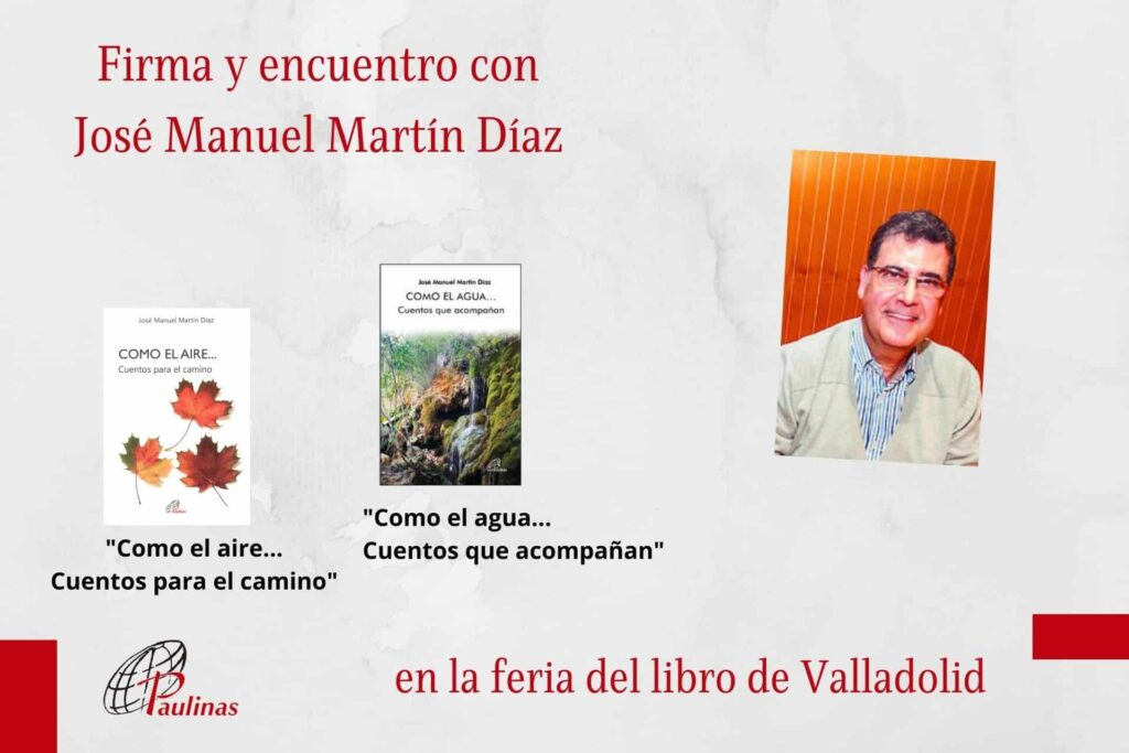 Cabecera firma libros feria Valladolid