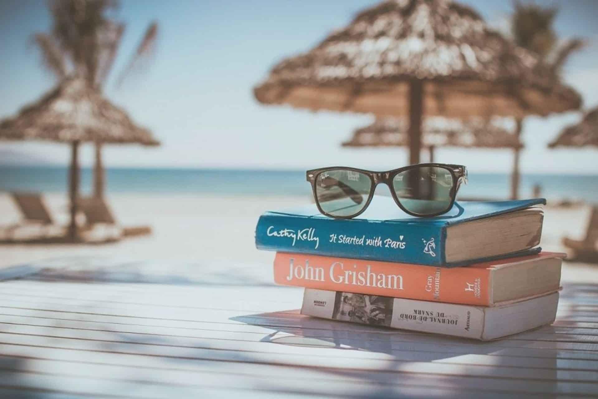Cabecera de recomendaciones de lectura verano 2021