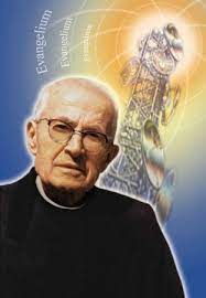 Imagen del padre Santiago Alberione