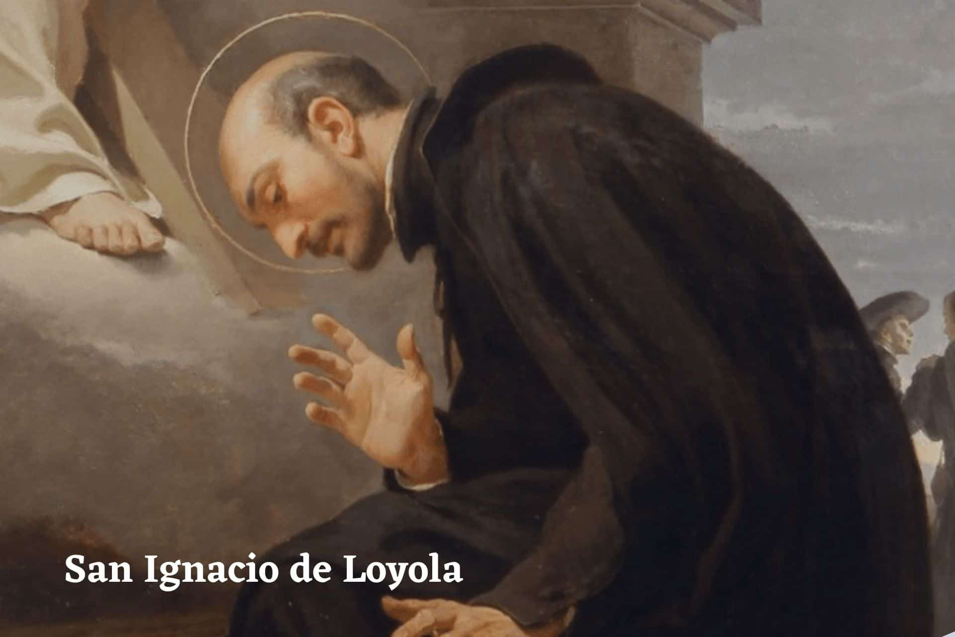 Cabecera Ignacio de Loyola