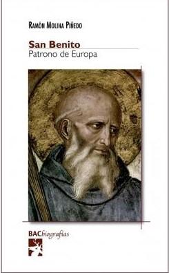San Benito Patrono de Europa