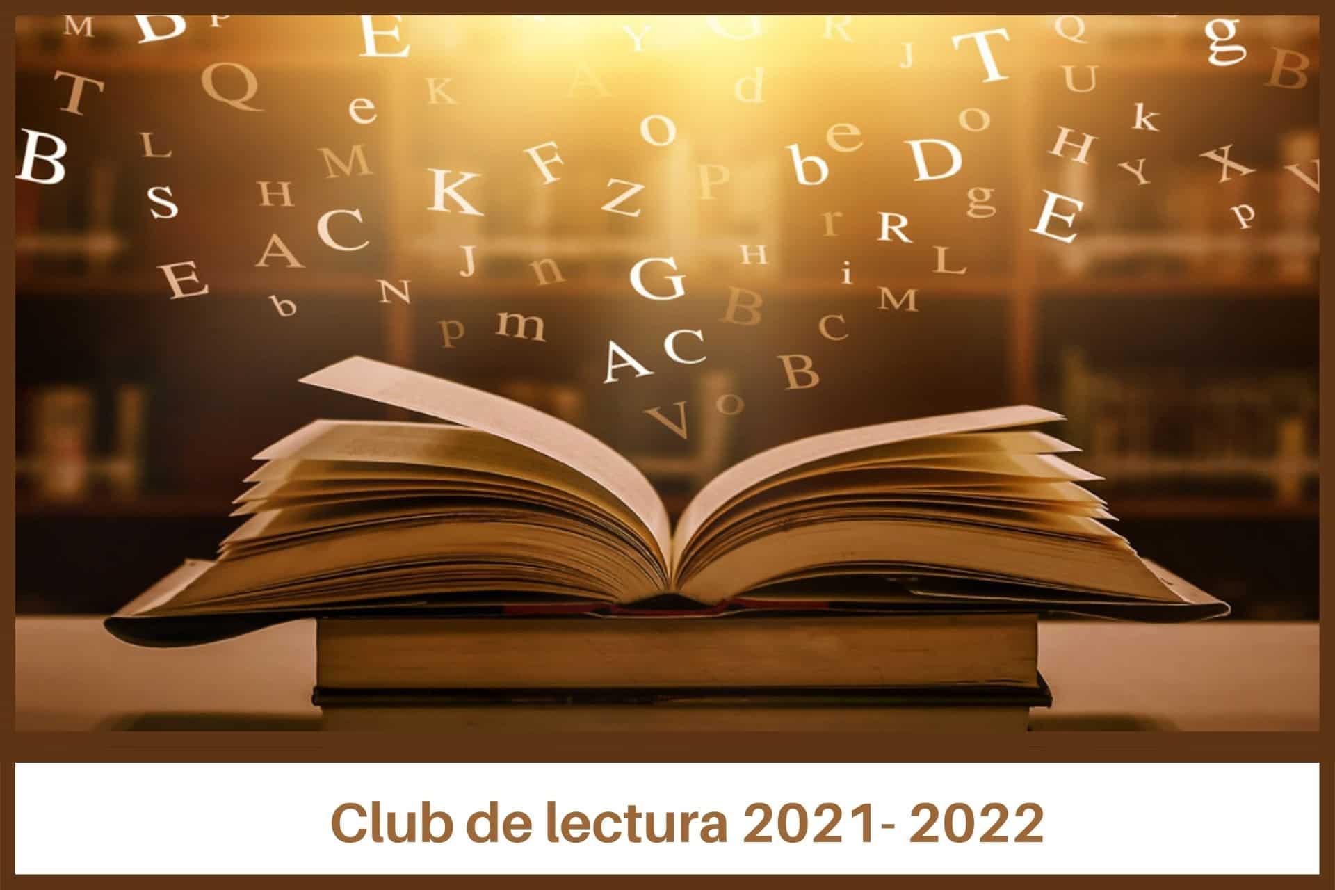 Club de lectura 2021-2022