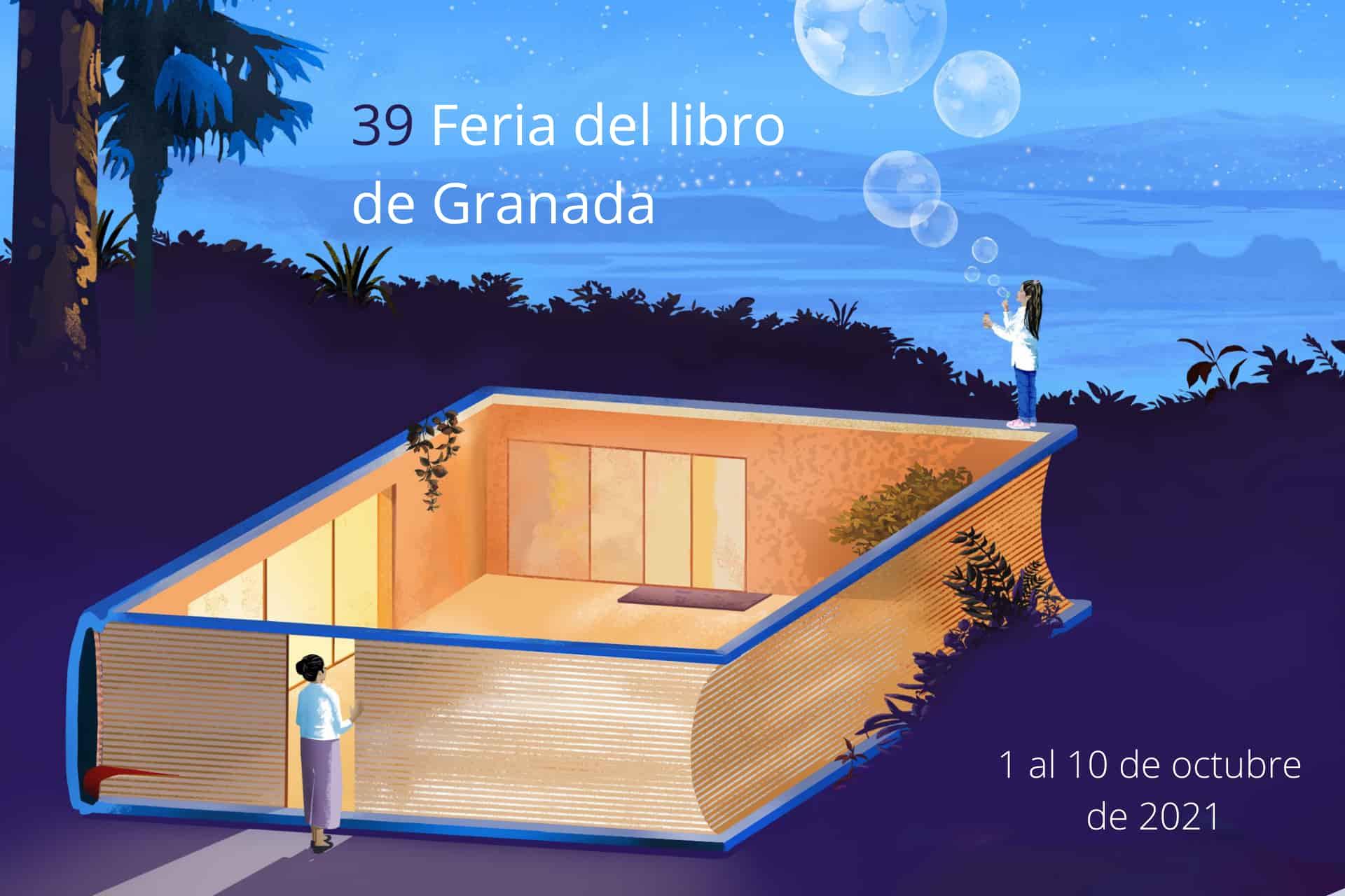 Librería Paulinas en la Feria del Libro de Granada 2021