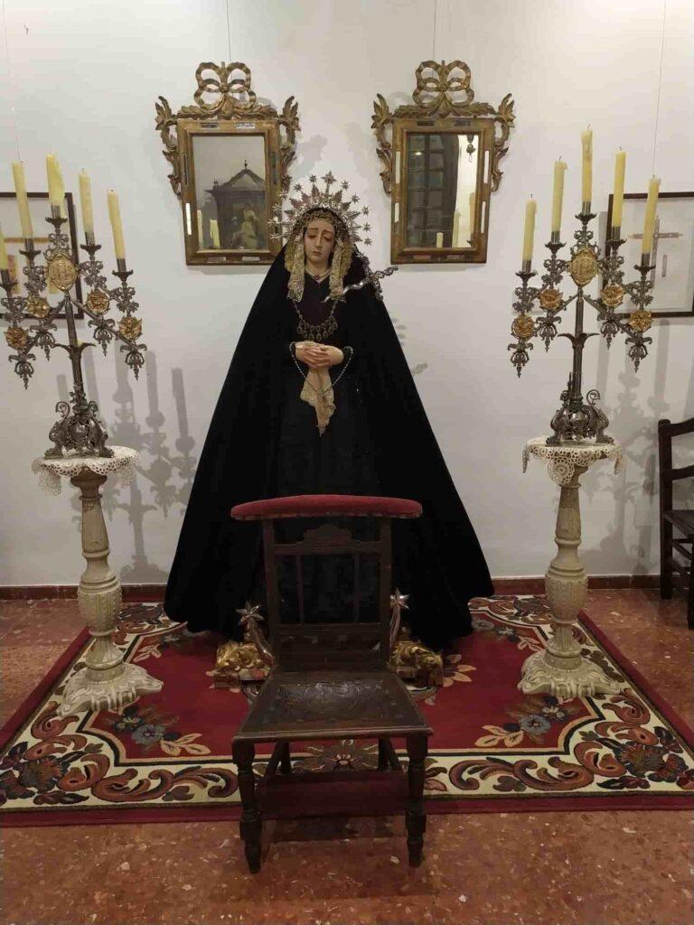 Virgen Ars operandi